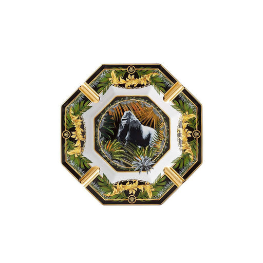 "Ashtray Gorilla ""Le Regne Animal"" - Versace"