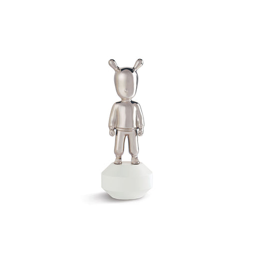 "Sculpture ""The Silver Guest"" Small Model - Lladro"