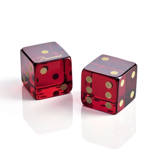 Dice Set of 5 - Baccarat