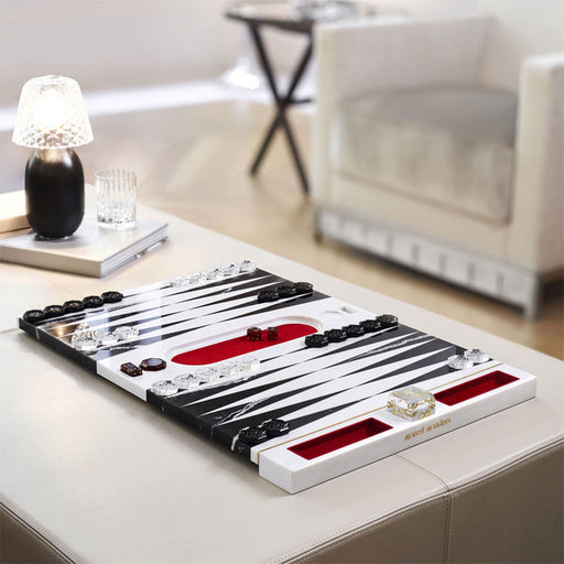 Backgammon Game - Baccarat