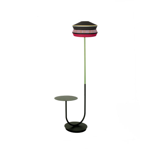 "Floor Lamp & Table ""Calypso Antigua"" - Contardi"