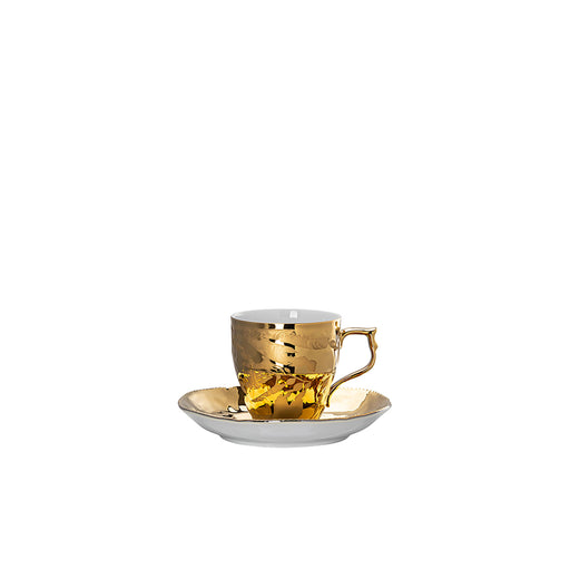 "Coffee Cup & Saucer ""Midas"" - Rosenthal"