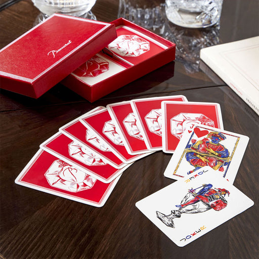 Poker Cards - Baccarat