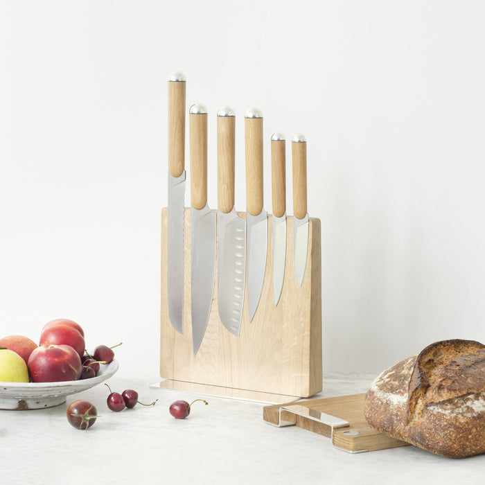 "Knives and Tablet Holder ""Royal Chef"" - Christofle"
