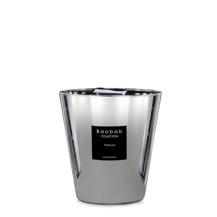 "Scented Candle ""Les Exclusives Platinum"" - Baobab"