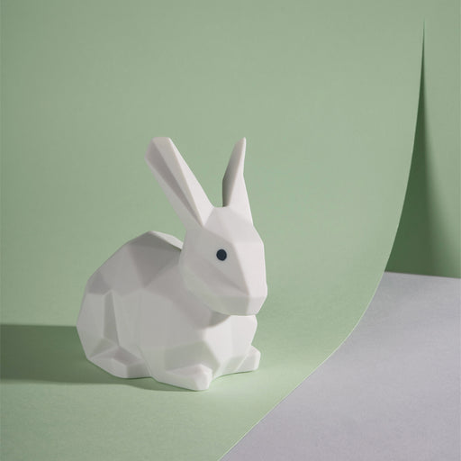 "Sculpture Rabbit ""Origami"" - Lladró"
