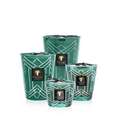 "Scented Candle Gatsby ""High Society"" - Baobab"