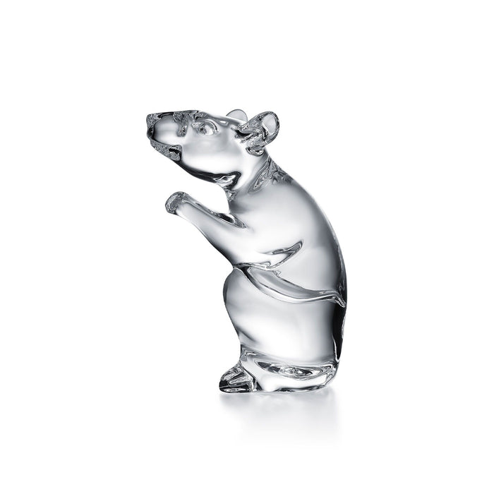 "Mouse Sculpture ""Zodiaque"" 2020 - Baccarat"