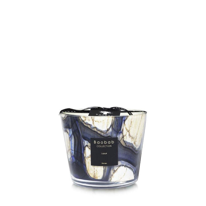 "Scented Candle ""Stones Lazuli"" - Baobab"