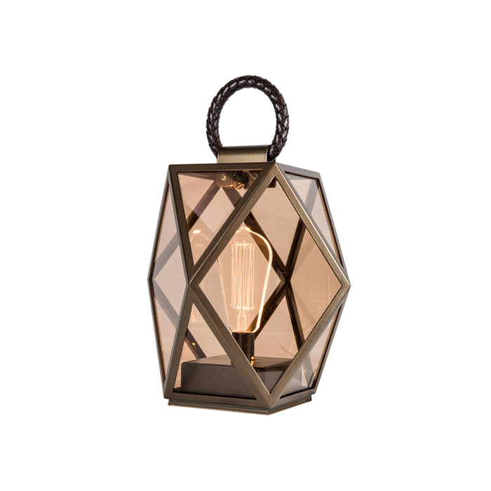 "Lamp ""Muse Battery"" Bronze - Contardi"
