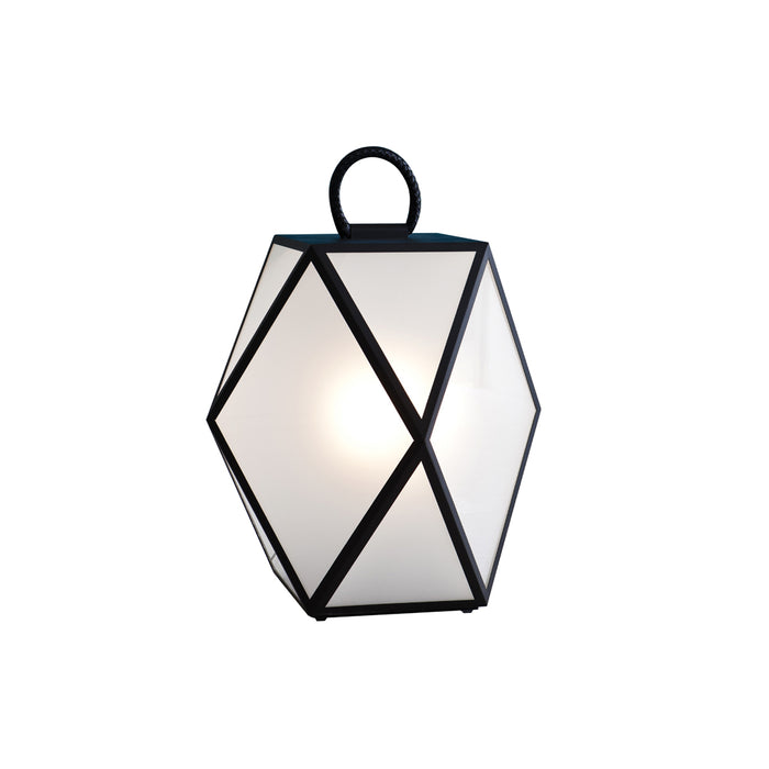 "Lamp ""Muse"" Black - Contardi"