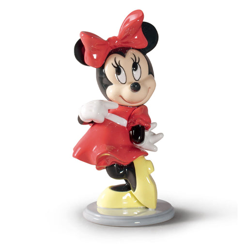 "Disney Figurine ""Minnie Mouse"" - Lladró"