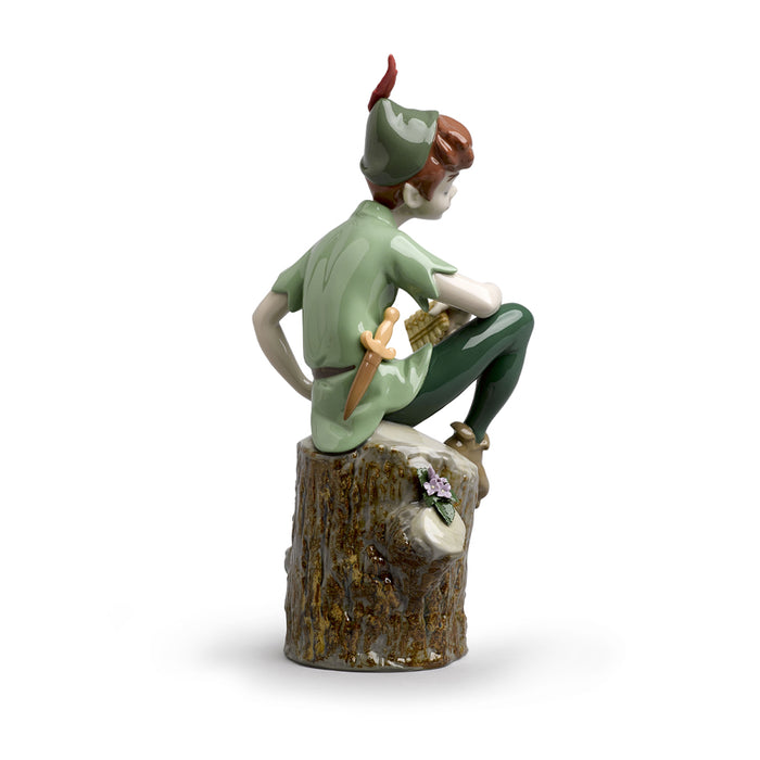 "Disney Figurine ""Peter Pan"" - Lladró"