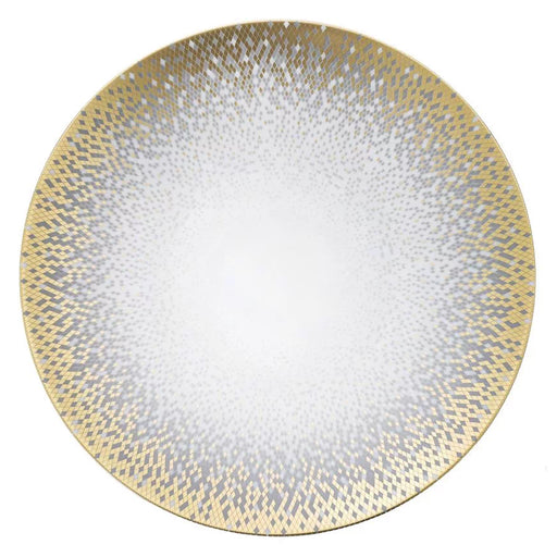 "Presentation Plate ""Souffle d'Or"" - Haviland"