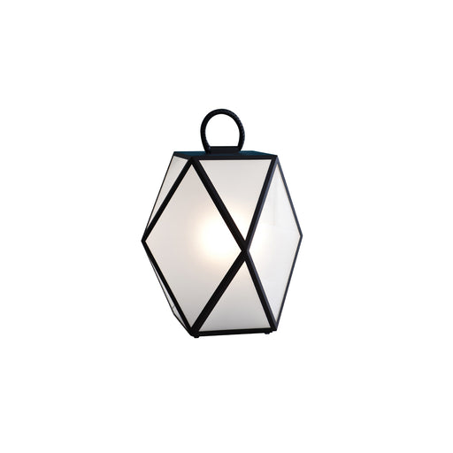 "Lamp ""Muse Battery"" Black - Contardi"