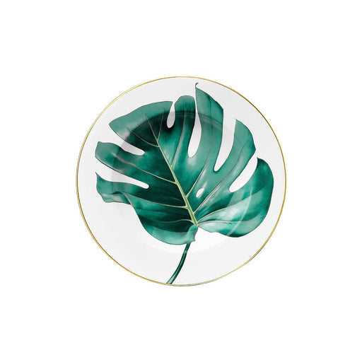 "Soup Plate ""Passifolia"" - Hermes"