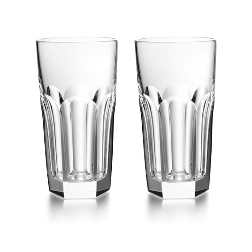 "Highball Set x2 ""Harcourt 1841"" - Baccarat"