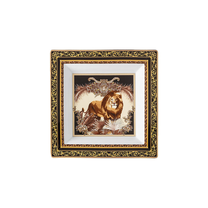 "Dish Lion ""Le Regne Animal"" - Versace"