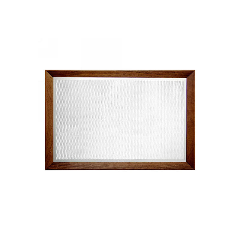 "Rectangular Tray Bimaterial ""Madison 6"" - Christofle"