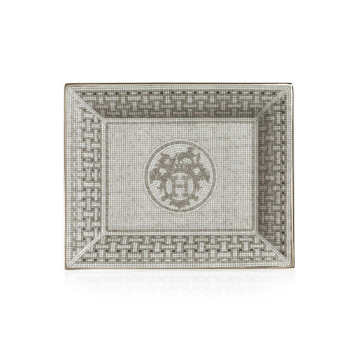 "Change Tray ""Mosaique au 24 Platinum "" - Hermes"