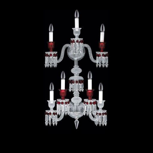 "Applique 7L ""Zenith Red"" - Baccarat"
