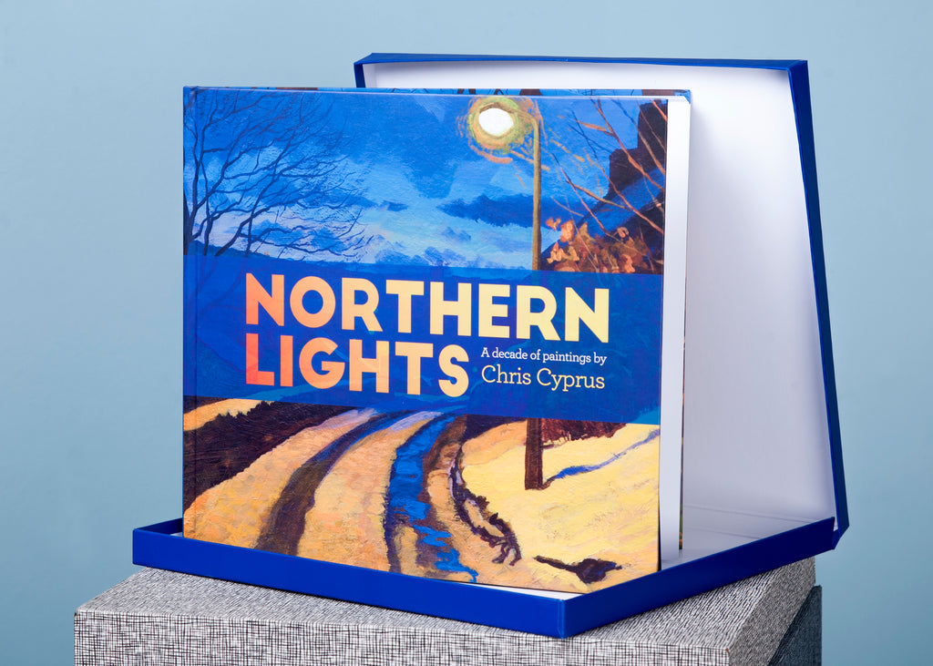 Northern Lights Book - Boxset edition