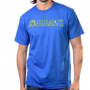 "Digital Underground ""Money-B & Young Hump"" T-shirt in Blue"