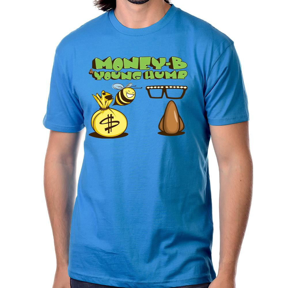 "Digital Underground ""Money-B & Young Hump"" T-shirt"