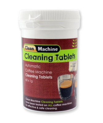 Coffee Machine Cleaning Tablets