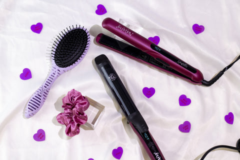 Hair styling tools for beginners