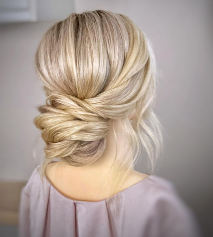 5 Minute Easy Hairstyle for Spring
