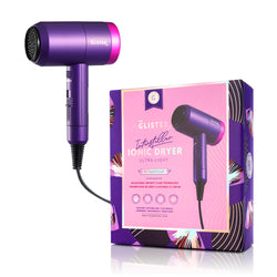 Interstellar Blow Dryer with Adjustable Airflow Technology - Ultraviolet
