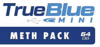 True Blue USB Dongle Fight Pack für PSX Classic kaufen - Meth Pack