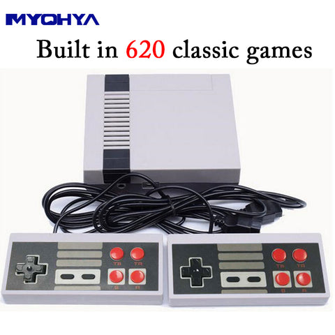 8Bit Classic Mini Video Game Konsole mit 620 Spielen