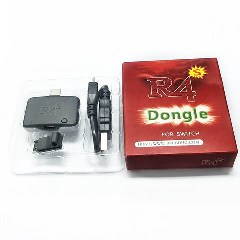 R4S Dongle (R4 Karte für Switch)