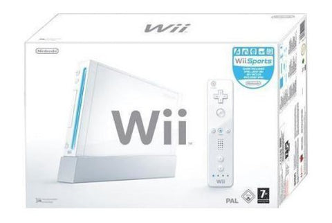 Wii Konsole - Ready to run - Mit WiiKey v2 Modchip