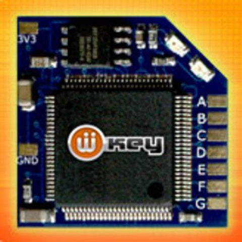 Wiikey 2 Chip (Original)