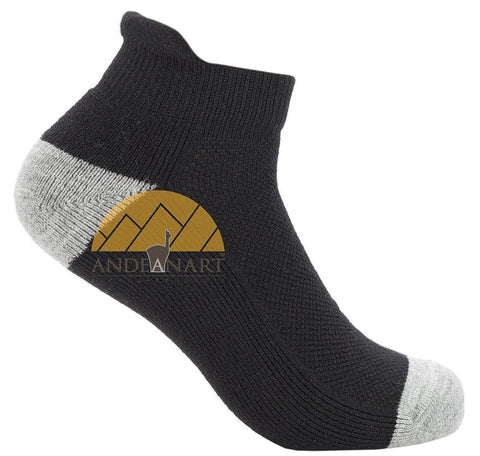 Running Cushioned Tab Ankle Socks
