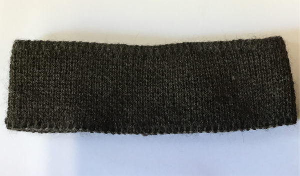 Alpaca Ear Warmer Headband