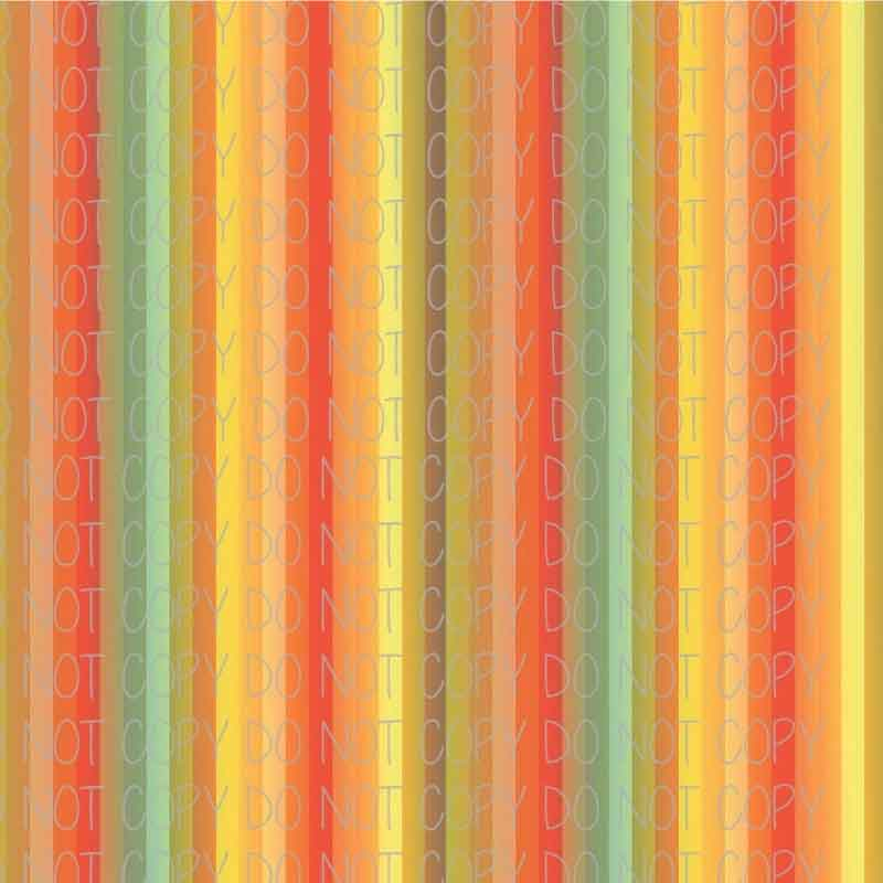 Autumn Stripes Patterned Adhesive Vinyl