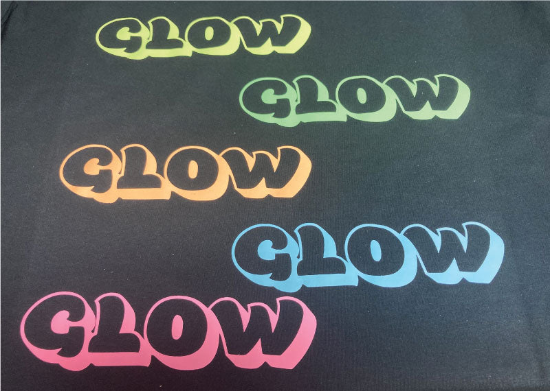 All Colors Glow In The Dark HTV Bundle
