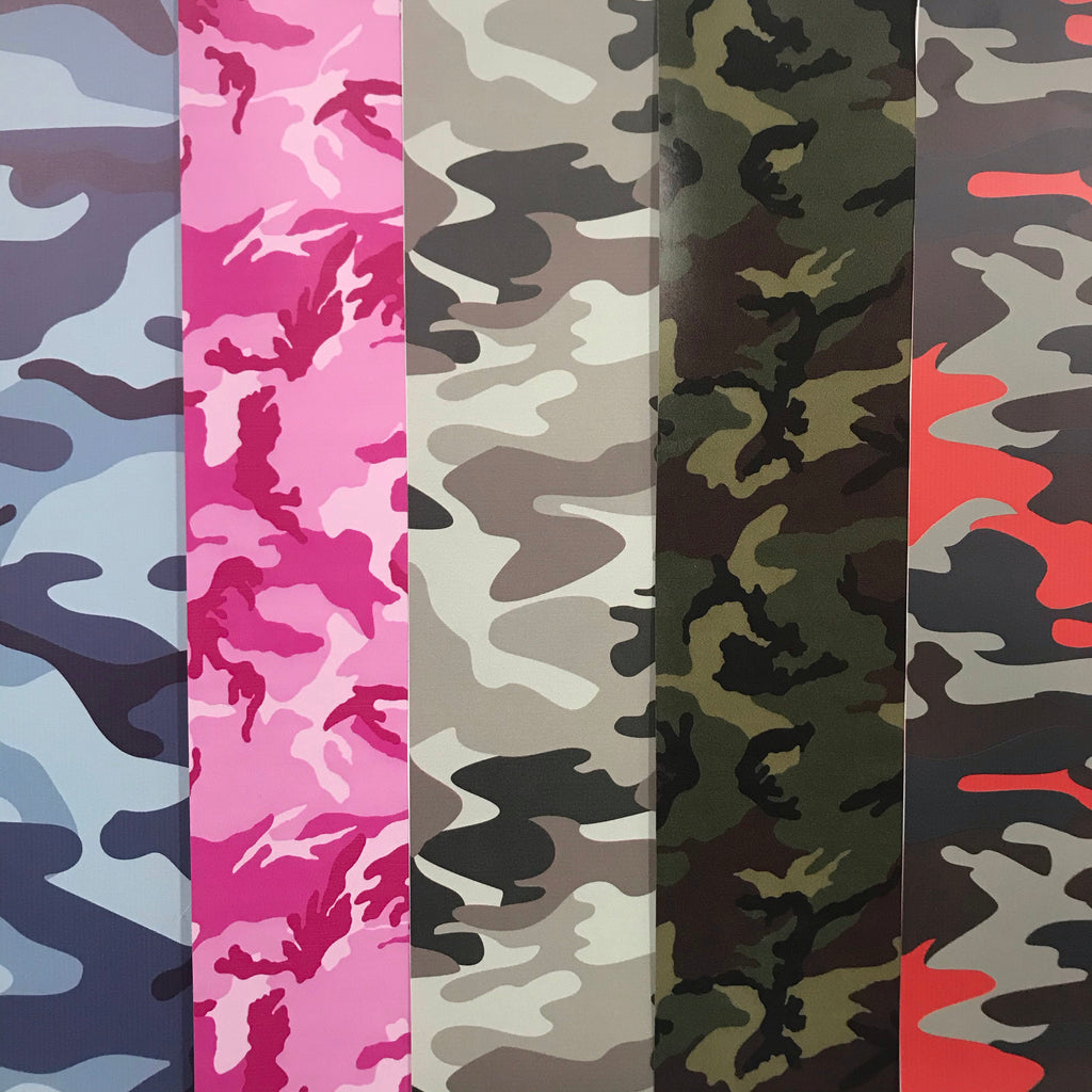 Camo Patterned HTV Bundle