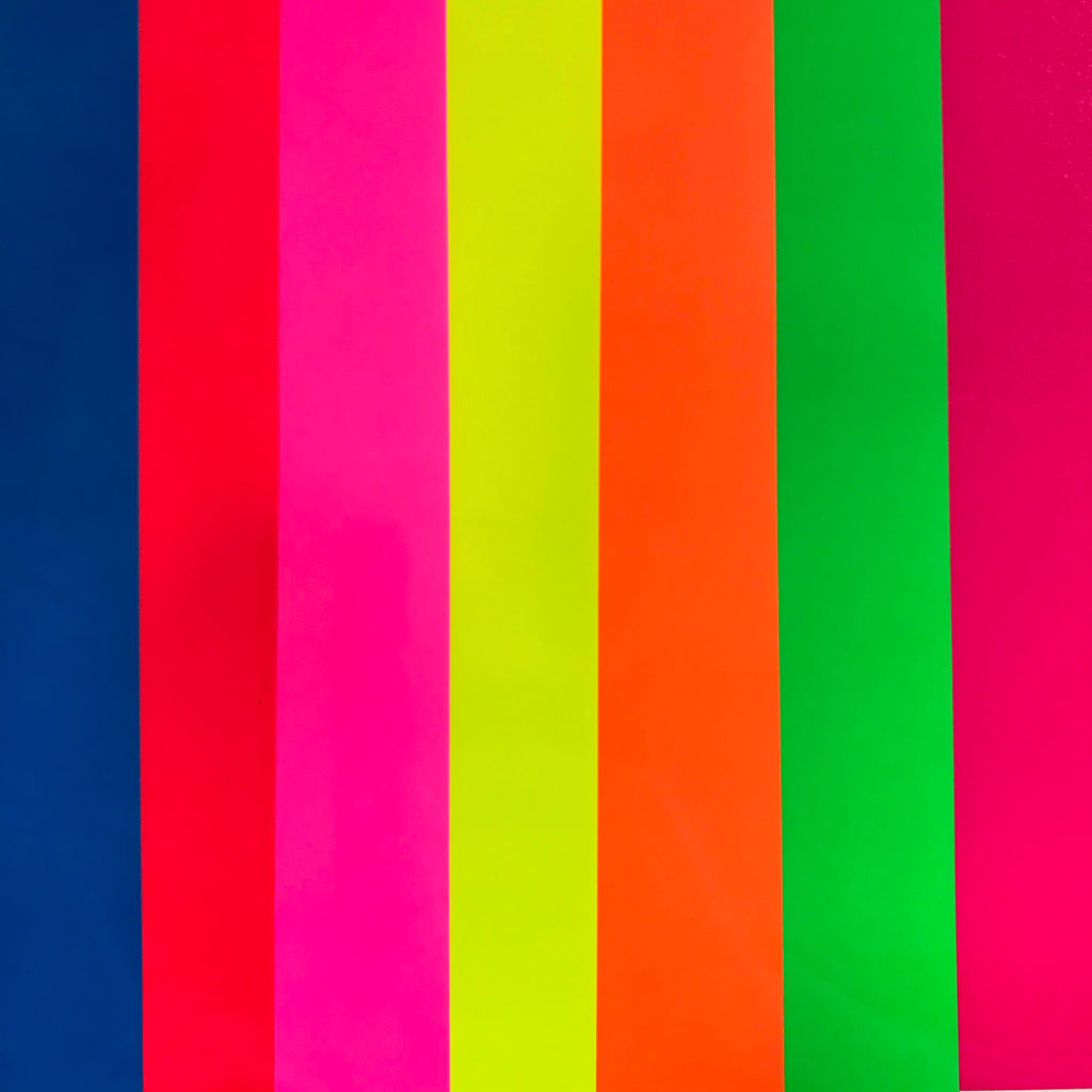 Fluorescent Colors EasyWeed HTV Bundle