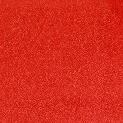 Red Glitter Adhesive Vinyl - StarCraft Magic Deceit Glitter