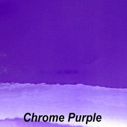 Purple Chrome Adhesive Vinyl - StarCraft Chrome