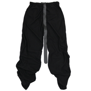 BLACK-OUT FLUID SWEATS