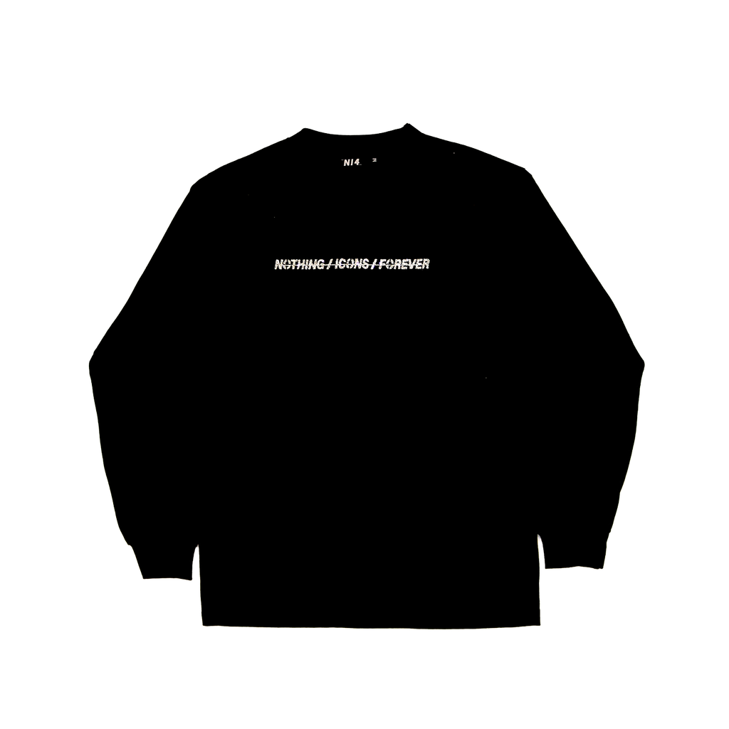 NI4 LIFESTYLE LONG-SLEEVES BLK