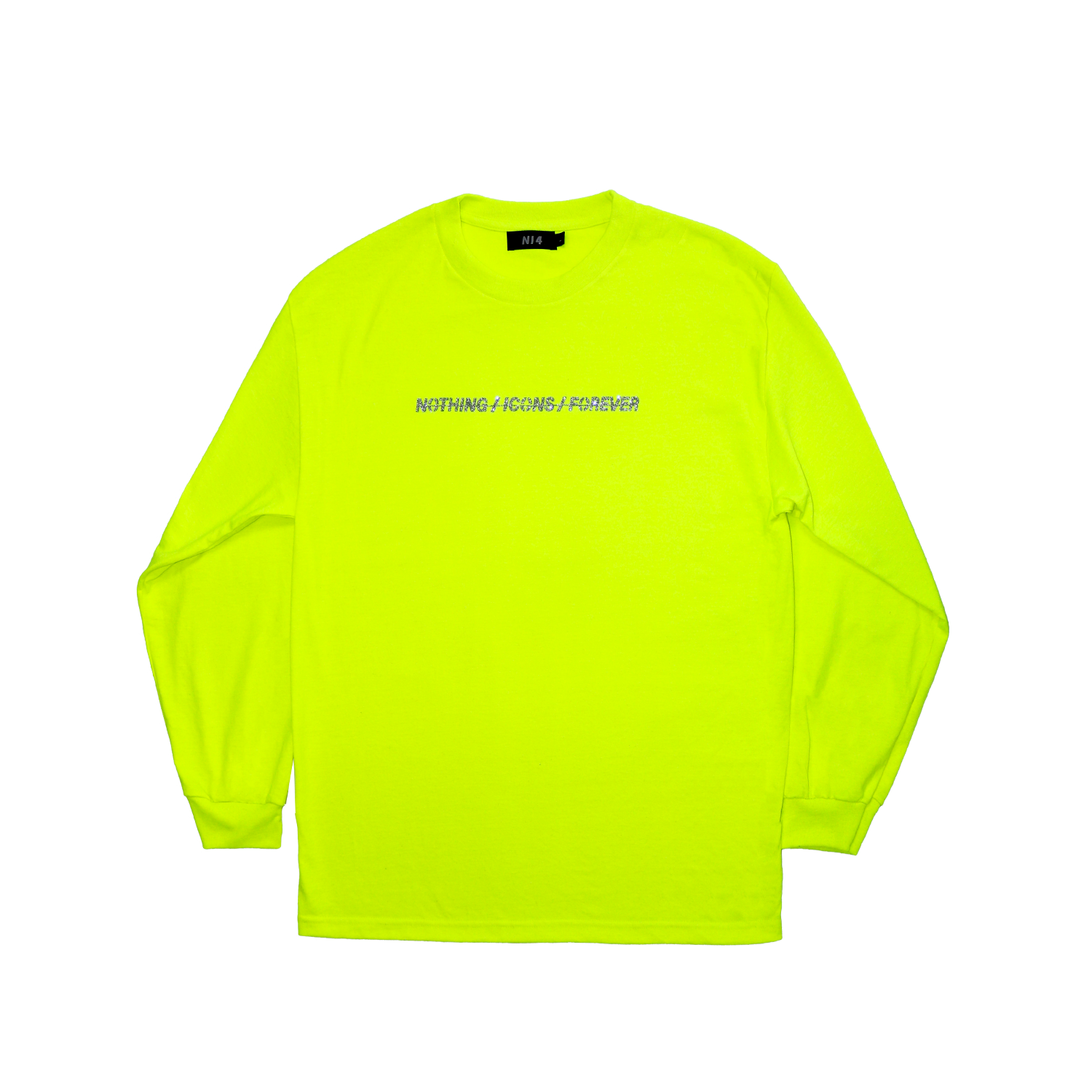 NI4 LIFESTYLE LONG-SLEEVES VOLT