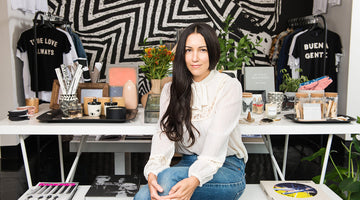 How Sarah Prieres Turned A Flea Market Store Into A Business