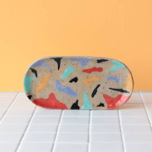 Mini Tray - Leopard